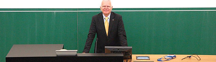 Peter A. Schmitt Vorlesung
